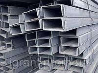 Алюминиевый швеллер 12x12x1,5 мм