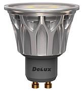 Светодиодная лампа DELUX GU10E 7.5Вт