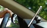 Магнитный держатель для телефона, планшета, навигатора в авто. 360 Mobile Bracket , фото 3