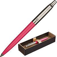 Ручка шариковая подарочная в футляре A plus А-126 розовая