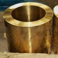 Втулка бронзовая БрАЖ БрОЦС купить цена