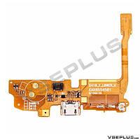 Шлейф LG D405 Optimus L90 / D410 Optimus L90 Dual / D415 Optimus L90, с разъемом на зарядку, с микрофоном