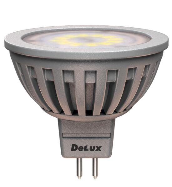 Светодиодная лампа DELUX JCDR 5 Вт