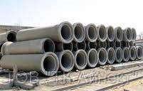 Железобетонные трубы напорные ТН 120-2  гост, цена ЖБИ жб