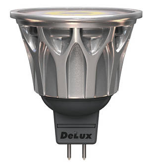 Светодиодная лампа DELUX JCDR 7.5 Вт, фото 2