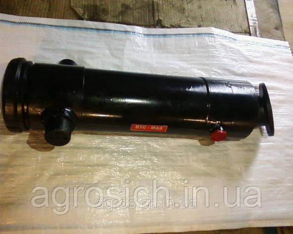 Гідроциліндр МАЗ 5551 3х штоковый 503А-8603510-03, фото 2