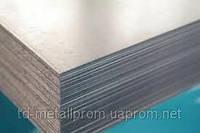 Лист нержавеющий AISI 201  0,5 (1,0х2,0) пол 2В листы нержавеющая сталь, нержавейка.