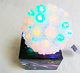 Гирлянда LED Розочки, фото 2