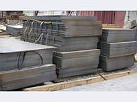 Лист стальной ст.40Х (х. к.) от 1.5 мм размер 1х2, 1.25х2.5мм ГОСТ цена договорная, доставка ТК САТ по Украине из Киева.