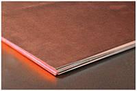 Медь лист, плита, 25х600х1500 М1м медный лист прокат медный, М1 М2 ГОСТ цена купить с доставкой по Украине.  ООО Айгрант
