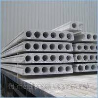 Плиты перекрытия ПК пустотные 12, 6 гост 9561 91 размеры цена купить панели ЖБИ железобетонные 1 1,2