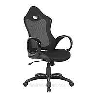 Кресло Матрикс-1 Черный сиденье Сетка черная/спинка Сетка черная