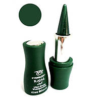 Сурьма темно-зеленая с перламутром 0055