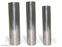 Труба из Нержавеющей стали 12Х18Н10Т бесшовная 10х2 мм