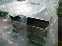 Труба профильная алюминиевая АД31; Ад0;  120х60х4мм ГОСТ цена указана доставкой по Украине. алюминиевый профиль кг Вес.