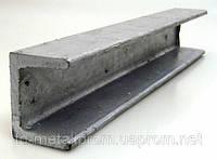 Швеллер 10, 12, 14, 16, 18, 20, 24, 30, 40 стальной горячекатаный все размеры сортамент, гнутый, гост 8240