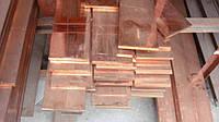 Шина (полоса, лента) медная 4х60 медь медный прокат М1 М2 ( мягкий, твёрдый) ГОСТ цена с доставкой по Украине