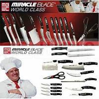 Набор кухонных ножей (12 шт.) Miracle Blade (Мирэкл Блэйд)
