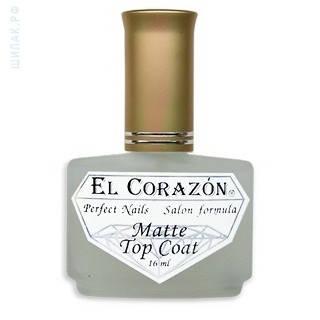 №430 Препарат - матовый Иней El Corazon