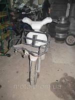 Скутер, мопед Piaggio Free 50 кубов б.у.  продам  битый пробег 13026 км
