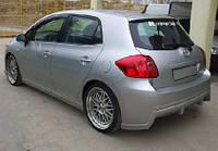 Toyota Auris Задний бампер Auris