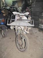 Скутер, мопед Piaggio Free 50 кубов б.у. на запчасти, запчасти продам без спидометра