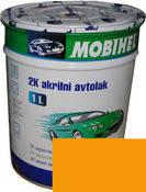 Краска Mobihel Акрил 1л 299 Такси.