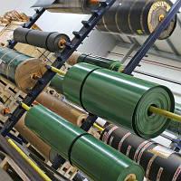 Ленты конвейерные, транспортерные ПВХ, ПУ, резина, силикон
