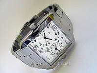 Часы Alberto Kavalli двойное время серебро