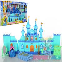 Замок Фрозен домик для куклы детский с мебелью игровой набор SG-29000