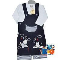 """Детский костюм-двойка """"Baray Kids Wear"""" , трикотажный , для мальчиков рост 62-68 см"""
