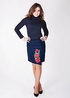 Асимметричная кашемировая юбка