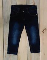 Зимние джинсы на теплой подкладке на мальчика 3-4 года
