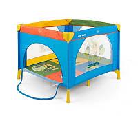 Игровой манеж Milly Mally Crib Fun цвет Multicolor