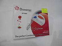 Миксер ручной Domotec DT-582, Домотэк , 7 скоростей,  из нержавеющей стали