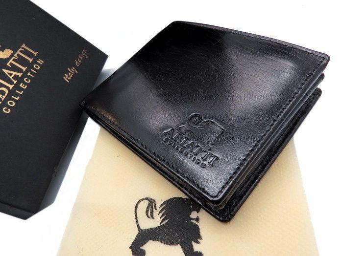 Портмоне кошелек мужской Abiatti кожаный