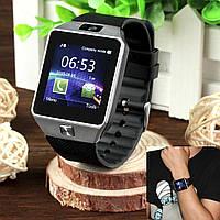 Умные часы с камерой - Smart Watch DZ09. Смарт часы Android.