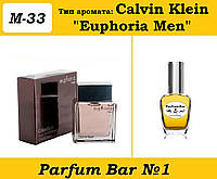 """Мужские духи Calvin Klein """"Euphoria Men"""" - 30 мл."""