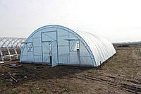 """Фермерская теплица """"Урожай"""" 6х20 под один слой плёнки"""