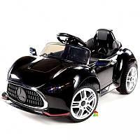 Детский электромобиль  Cabrio GT: 2.4G, EVA, 90W - Черный (6599982885)- купить оптом, фото 1