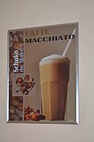 Картина для декору, кафе, кавярень Latte Macchiato з Німеччини