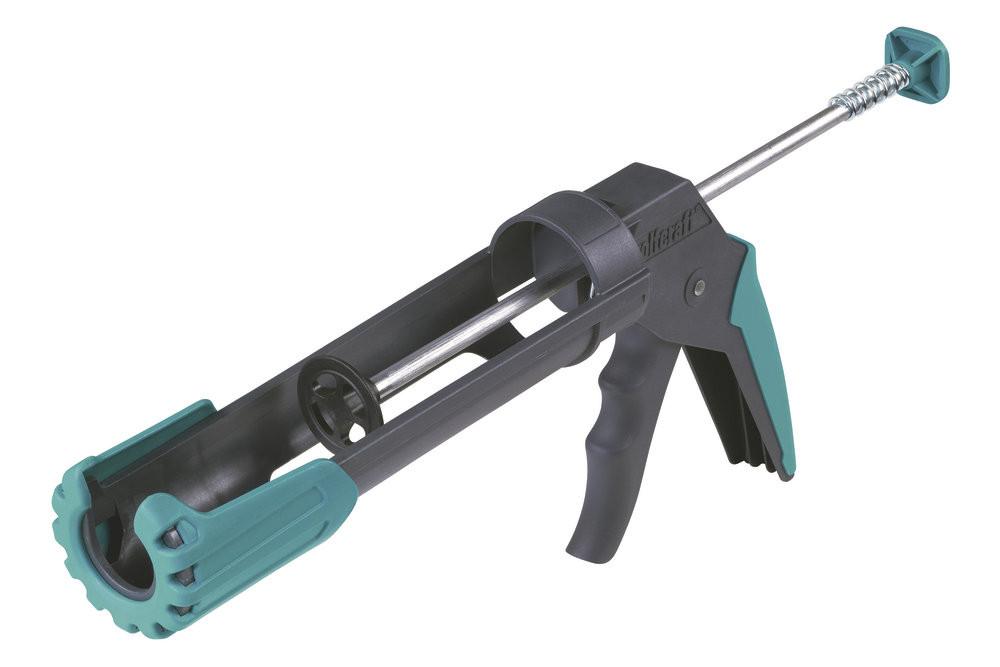 Пистолет для силикона Wolfcraft MG 200 ERGO