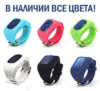 Детские часы с GPS Q50! Оригинал! OLED дисплей! БЕСПЛАТНАЯ ДОСТАВКА!