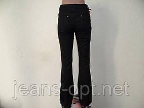Штани жіночі чорні 8828, фото 2