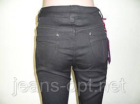 Штани жіночі чорні 8828, фото 3