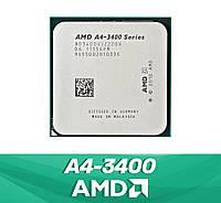 Процессор AMD A4-3400