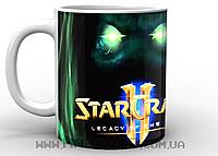 Кружка Старкрафт логотип