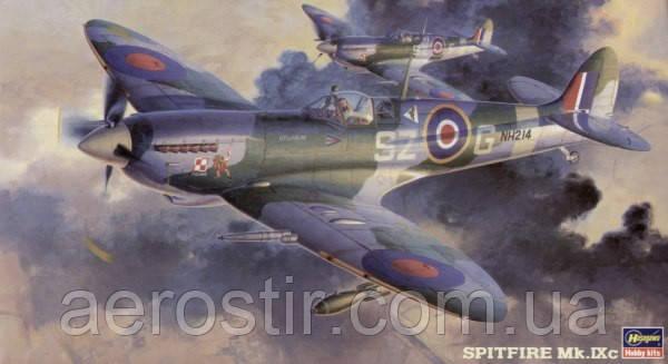 Spitfire Mk.IXC 1/48 HASEGAWA 09079