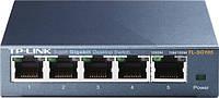 Коммутатор TP-Link TL-SG105 (5 портов, гигабит)