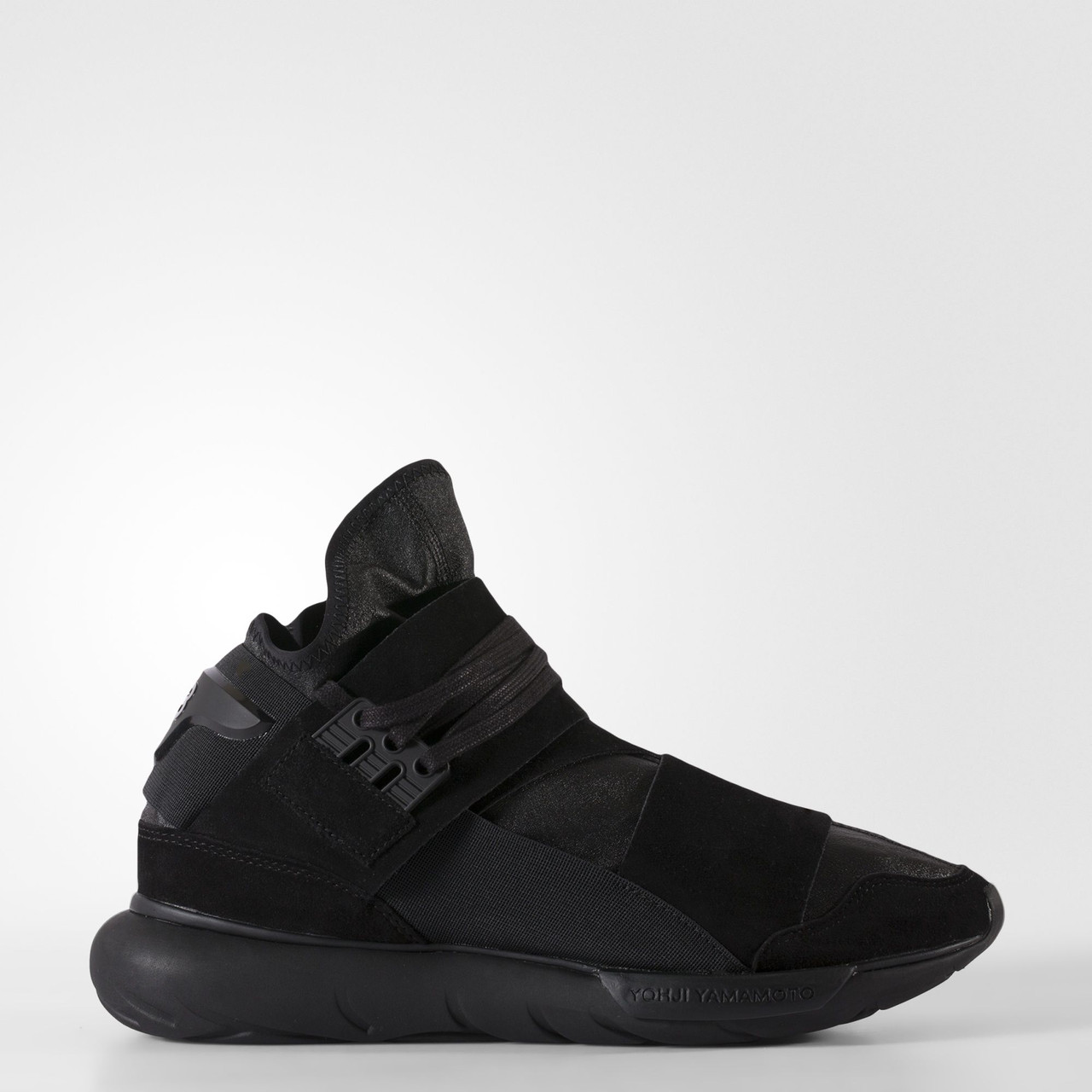 Мужские кроссовки Adidas Y-3 Qasa High (Артикул  BB4733), цена 15 ... b614388d9b8